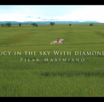 Lucy in the sky with diamonds. A Design, Advertising, Film, Video, and TV project by Carlos Serrano Díaz         - 31.08.2012