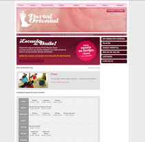 Portal Oriental. A Advertising, and Software Development project by Javier Fernández Molina - 01-09-2012