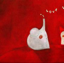 Un cirque sans des animaux. Un proyecto de Diseño, Ilustración y Publicidad de Mercedes De La Jara - 14-09-2012