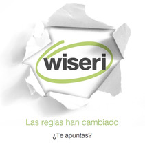 Diseño web Wiseri. A Design, and Software Development project by Indiana C - 23-09-2012