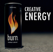 BURN Creative Energie . A Advertising, Film, Video, and TV project by Slyman Arts          - 25.09.2012