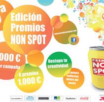 Premios Non Spot - El Periódico de la Publicidad. A  project by Amaya Ríos         - 27.09.2012