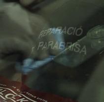 salvaglass. Um projeto de Música e Áudio e Cinema, Vídeo e TV de Pau Sàlvia Hortal         - 01.10.2012