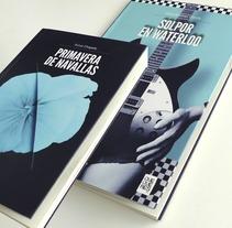 Libro compartido. A Design, Illustration, and Photograph project by Gende Estudio         - 04.10.2012