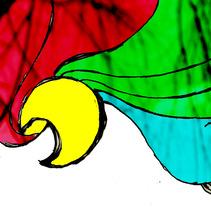 Ilustración libre 2009-2012. Um projeto de Ilustração de Nadxiee         - 07.10.2012