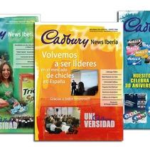Cadbury. A Design, Advertising, and UI / UX project by Liliana Juan Morán         - 08.10.2012