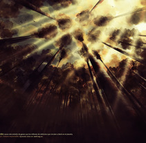 WWF (Print). A Advertising project by Carlos Toro         - 10.10.2012