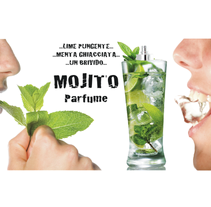 Mojito Parfume. A Design, Illustration, Advertising, and Photograph project by Clara Isabella Frigé         - 09.10.2012