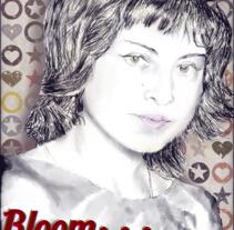 Bloom Portraits. A Design&Illustration project by Ulises Gomezcésar Cisnéros         - 10.10.2012