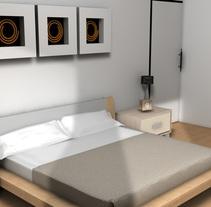 """""""Casa"""" Cinema4d. Un proyecto de Diseño y 3D de Francisco Javier López Bonilla         - 11.10.2012"""