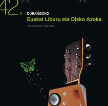 Durango azoka - Propuesta. Un proyecto de Diseño e Ilustración de Nuria  - Martes, 16 de octubre de 2012 15:52:34 +0200