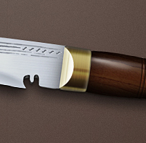 Kukri. A Design&Illustration project by Bruno Carbonell         - 22.10.2012