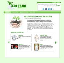Diseño de Eco-trade. A Design project by Gabriel  Andújar         - 24.10.2012