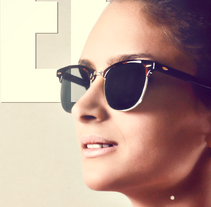 Ray·Ban. A Advertising, and Photograph project by Alvaro M. Pizarro Nieto         - 05.11.2012