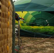 European Balloon Festival. A Photograph project by Jara Villanueva Peñas         - 10.11.2012