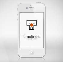 timelines. A Design, and UI / UX project by Rubén Santiago - 30-11-2012