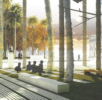 Plaza Mansilla - Argentina -. A Design, Installations, and 3D project by Nelson Zambrano         - 10.12.2012