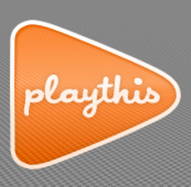 PlayThis. A Design, and UI / UX project by Pascual Bilotta         - 25.12.2012