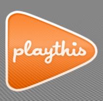 PlayThis. Um projeto de Design e UI / UX de Pascual Bilotta - 25-12-2012