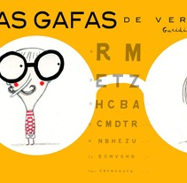 Las gafas de ver. A Illustration project by Nieto Guridi Raúl         - 27.12.2012