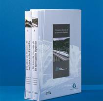 50 años de Historia de los Ferrocarriles Españoles. Un proyecto de  de Eva San José - 09-01-2013
