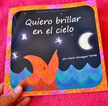 Quiero brillar en el cielo. Um projeto de Ilustração de eva_maria_romero - 11-01-2013