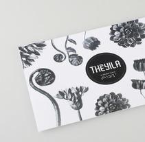 Theyila. A  project by Marta dlp - 12-01-2013