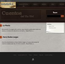 Blog Wordpress. A Design, Software Development&IT project by Julia Maroto Romero         - 26.01.2013
