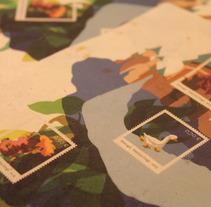 Joao Pé de Feijao. Un proyecto de Diseño, Ilustración y Publicidad de Patricia Crego del Val - 28-01-2013