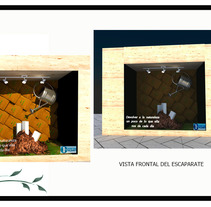 trabajo maqueta y 3D. A 3D project by Raquel Fernandez - 08-02-2013