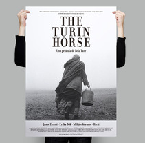 Poster The Turin Horse. A Design project by Mar  López         - 08.02.2013