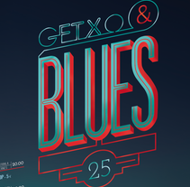 Propuesta Getxo-Blues. A Design project by Nuria  - 12-02-2013