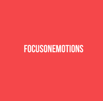 Focus on Emotions. A Design, Illustration, Advertising, Motion Graphics, Software Development, Photograph, and UI / UX project by Lluís Domingo - 22-02-2013