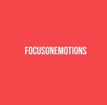 Focus on Emotions. Un proyecto de Diseño, Ilustración, Publicidad, Motion Graphics, Desarrollo de software, Fotografía y UI / UX de Lluís Domingo - 22-02-2013