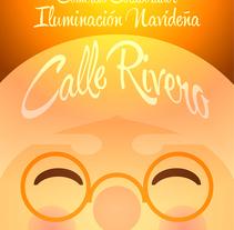 Calle Rivero. A Advertising, Design, and Graphic Design project by Alejandro Mazuelas Kamiruaga - Dec 04 2014 12:00 AM