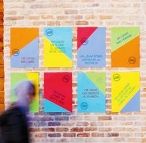 La Ciudad de las Personas. Un proyecto de Diseño, Publicidad, Cine, vídeo y televisión de Andrea Ataz         - 12.01.2014