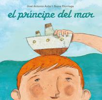 El Principe del Mar. Um projeto de Design e Ilustração de José Antonio Ávila Herrero         - 06.03.2013
