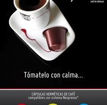 Propuestas Café Supremo. Un proyecto de Diseño de Chema Castaño - 08-03-2013