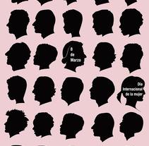 8/3 dia de la mujer. Un proyecto de Diseño e Ilustración de ingrid albarracín - Viernes, 08 de marzo de 2013 11:07:52 +0100