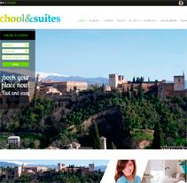 School And Suites. Un proyecto de Diseño y Desarrollo de software de Jaime Martínez Martín         - 11.03.2013