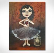 Soledad. Un proyecto de Ilustración de Isa Sandoval - Martes, 12 de marzo de 2013 22:25:00 +0100