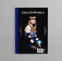 Girls On Wheels. A Design project by Ana V. Francés - Mar 13 2013 11:45 AM