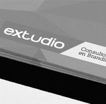 Extudio brand. A Design, and UI / UX project by Extudio Inc. - 27-03-2013