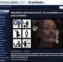 Programa De profesión. Un proyecto de Diseño, Cine, vídeo, televisión e Informática de NEUS PALOU MIRÓ         - 28.03.2013