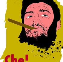 Faces. Un proyecto de Ilustración de Ralf Wandschneider - Martes, 02 de abril de 2013 10:21:28 +0200