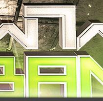 Canal YT - EstebanW7W. Um projeto de Design, Ilustração e 3D de Eloy Pardo Rouco         - 24.04.2013