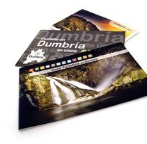 Dumbría - Costa da Morte. Un proyecto de Diseño y Publicidad de Comunicación Visual - 24-04-2013