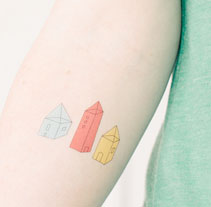 Tattly. A Illustration project by Judy Kaufmann         - 25.04.2013