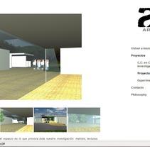 Web arquitectura proyectos. Un proyecto de Desarrollo de software e Informática de Eva  - 26-04-2013