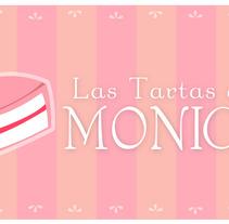 Las Tartas de Mónica. Un proyecto de Diseño e Ilustración de roberto condado         - 30.04.2013